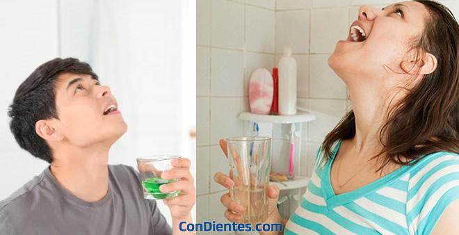 Medicamento para eliminar tonsilolitos o Caseum